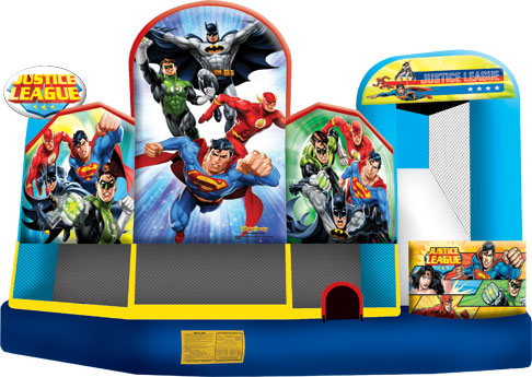 super heroes bounce rouse rental ct