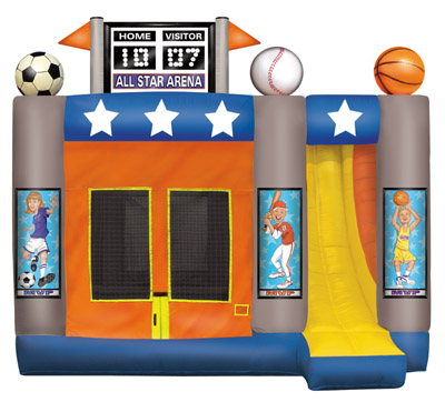 all stars bounce house rental ct