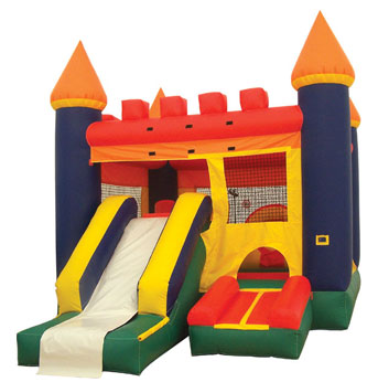 blue castle bounce house rental ct